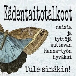 Kädentaitotalkoot