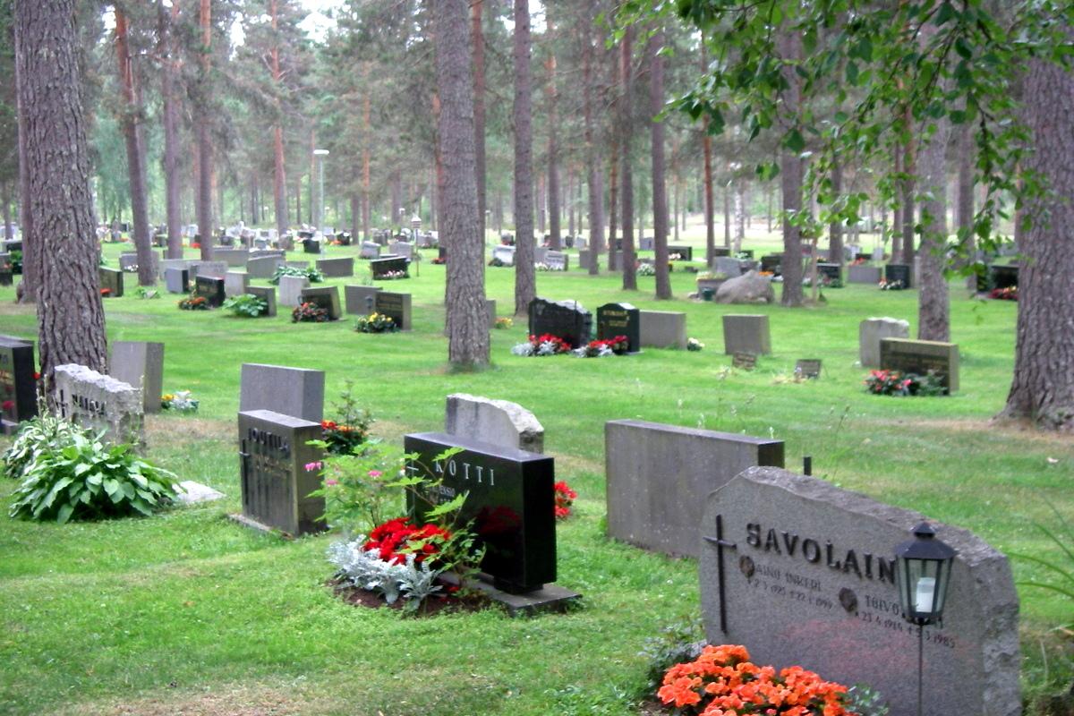 Mäntyrinteen hautausmaa